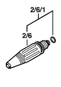 Bosch Jet Pipe Nozzle F016F03149