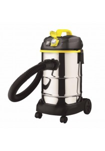 FABER Vacuum Cleaner Wet and Dry Vacuum Cleaner 30l 1600w (Heavy Duty)