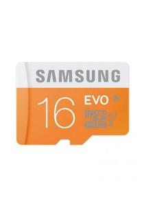 Samsung 16GB Micro SDHC Evo with Adapter Class 10MB-MP16DA/APC