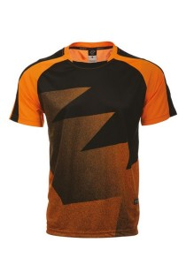 Dye Sublimation Jersey FDR 01 (Orange)