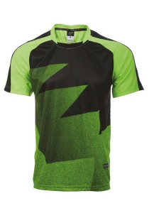 Dye Sublimation Jersey FDR 02 (Neon Green)
