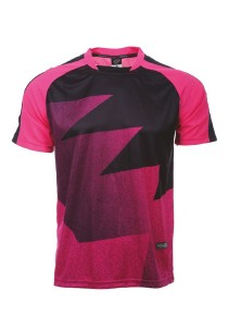 Dye Sublimation Jersey FDR 03 (Magenta)