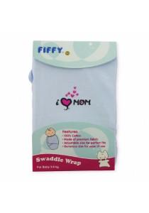 FIFFY Baby Swaddle Wrap (Blue)