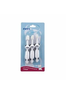 FIFFY 3-Stage Baby Training Toothbrush