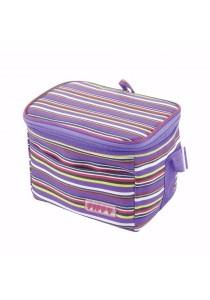 FIFFY Foldable Cooler Bag (Purple)