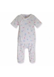 FIFFY Baby Short Sleeve Vest Suit (Unisex)