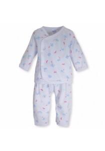 FIFFY Baby Long Sleeve Vest Suit W0114019 (Unisex)
