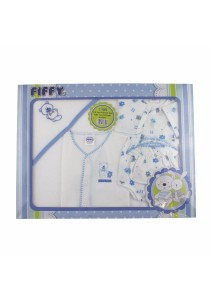 FIFFY Baby New Born Gift Set W1109 (Blue)