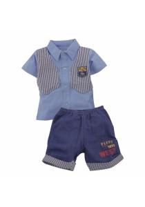 FIFFY Fashion Boy Suit (Blue)