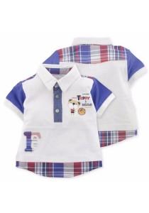 FIFFY Baby Polo Shirt (Blue)