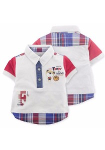 FIFFY Baby Polo Shirt (Red)