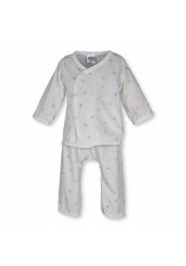 FIFFY Baby Long Sleeve Vest Suit W65195 (Unisex)