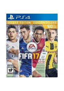 (PRE-ORDER) PS4 FIFA 17 Deluxe Edition Game (ETA: 27 September 2016)