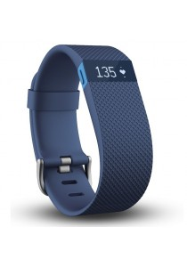 Fitbit Charge HR Wireless Activity + Sleep Wristband (Blue)