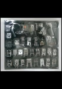 32pcs Domestic 505/HL-508 Sewing Machine Presser Foot Set Kit