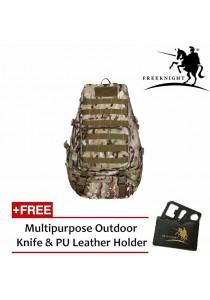 Free Knight 55L Rapid Assault Backpack