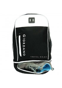 Giordano GB1563 19 Inch Backpack With Shoe Compartment
