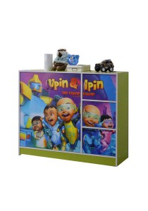 Furniture Direct Upin & Ipin 2 Door & 3 Drawers Cabinet Storage