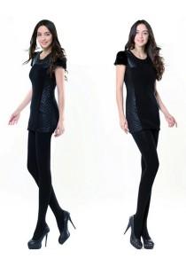 Contouring Slimming Leggings 680D Full Length