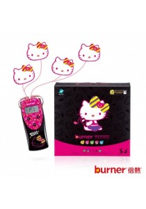 Funcare Burner Low Frequency Treatment Device Hello Kitty Slimming Massager