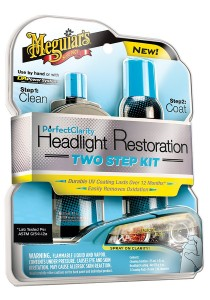 Perfect Clarity Headlight Restoration Kit