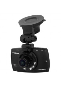 G30 DVR 1080P Full HD G-Sensor Night Vision Car Video Recorder