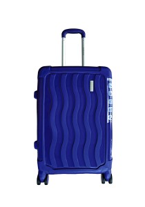 Giordano GA9500 -24 Inch Unbreakable PP Hard Case Trolley (Navy)