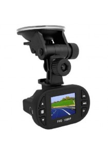 Gadgetbin C600 Vehicle with Drive Recorder (Black)