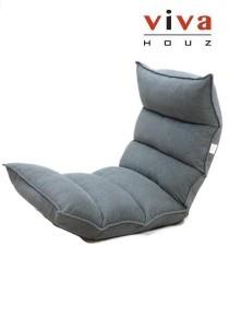 Galaxy Futon Sofa - Light Grey