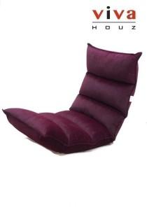 Galaxy Futon Sofa - Purple
