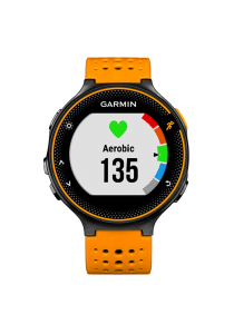 Garmin Forerunner® 235 Solar Flare Watch with Wrist-based Heart Rate