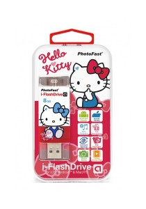 Hello Kitty Version Photofast iflash drive 16GB android