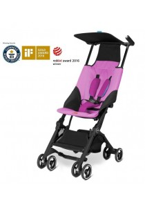 gb Pockit Stroller (Posh Pink) - The World´s Smallest Folding Stroller (gb Malaysia Official)