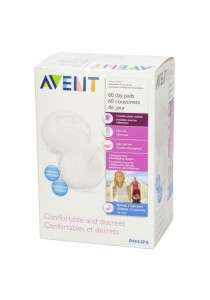 Avent Disposable Breast Pad - Day 60pcs