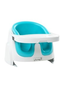 Ingenuity Baby Base 2-in-1 Booster Seat (Teal)