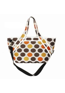 Jingle Jungle - Radiant Mom Cooler Tote Crossbody Bag