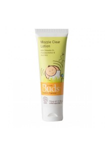 Buds Everyday Organics - Mozzie Clear Lotion 75ml