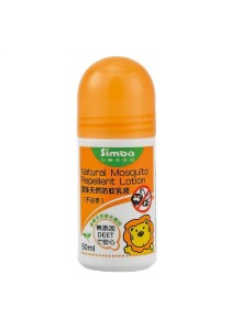 Simba Natural Mosquito Repellent - Roll-On Lotion