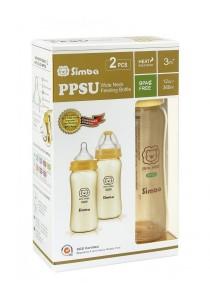 Simba PPSU Wide Neck Feeding Bottle (360ml)