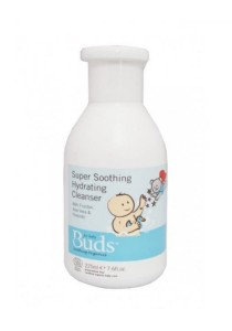 Buds Soothing Organcis - Super Soothing Hydrating Cleanser (225ml)