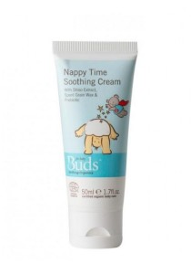Buds Soothing Organics - Nappy Time Soothing Cream (50ml)