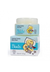 Buds Soothing Organics - Calming Rub Cream (30ml)