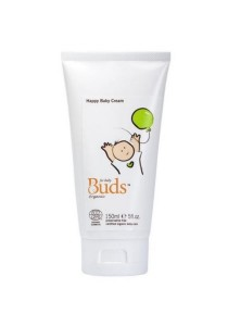 Buds Cherished Organics - Happy Baby Cream (150ml)