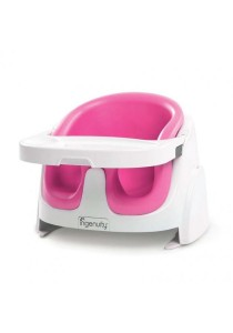 Ingenuity Baby Base 2-in-1 Booster Seat (Pink)