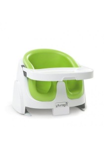 Ingenuity Baby Base 2-in-1 Booster Seat (Lime)