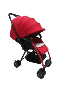 BonBebe Lite-N-Go Stroller - Red