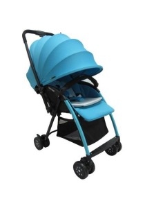 BonBebe Lite-N-Go Stroller - Blue