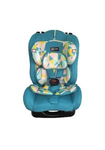 Bonbebe Luxury Rider Blue Car Seat