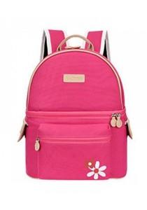 V-Coool : Backpack Cooler Bag - Pink