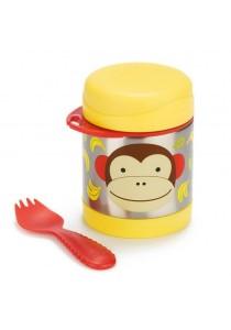 Skip Hop Zoo Insulated Food Jar (Monkey)